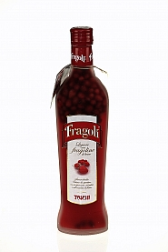 Toschi Fragoli Likier Poziomkowy z Owocami 0,7L