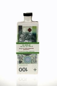 Wódka Gorilochka Banknot 0,35L