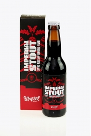 Wrężel Imperial Stout Slyrs Whisky Barrel Aged