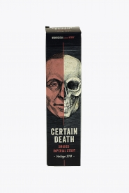 Brokreacja Certain Death Smoked Imperial Stout