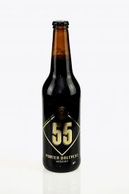 Gościszewo 55 Porter Bałtycki Wędzony