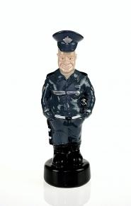 Wódka Policjant Gorilochka 0,2 L