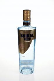 Baikal Ice Vodka 40% 0,5L