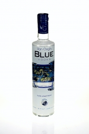 Van Gogh Blue Triple Wheat Blend Vodka 40% 0,7L