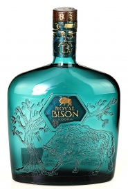 Wódka Royal Bison 0,7l + kartonik