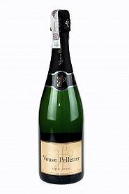Veuve Pelletiere Champagne Demi-Sec 0,75 l