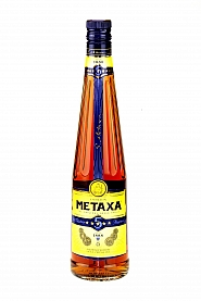 Brandy Metaxa 5* 0,7 l