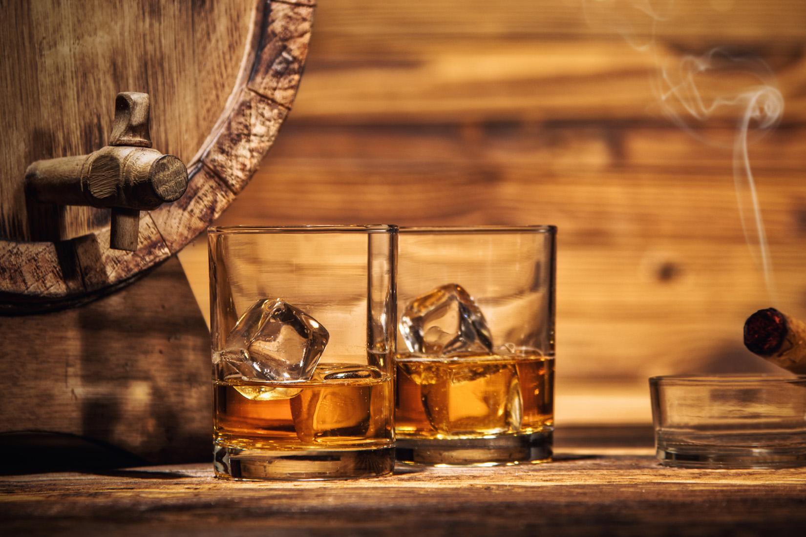 Whisky i Burbon