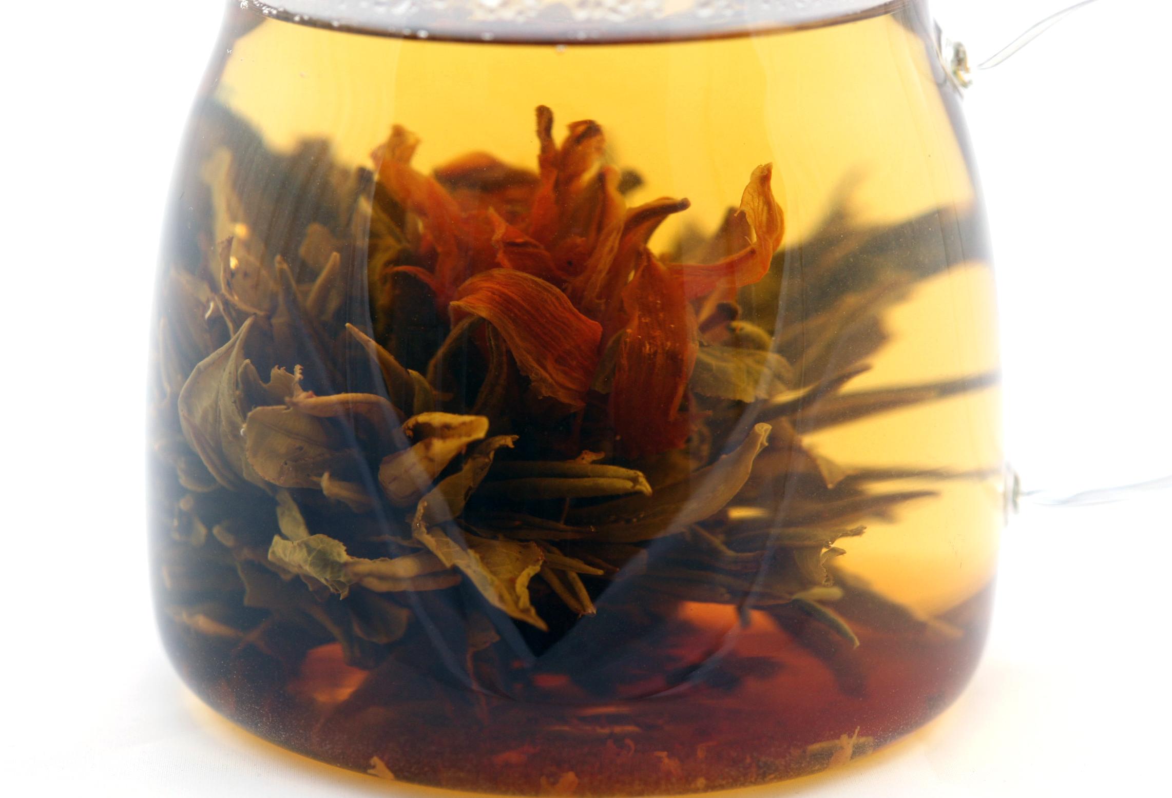 Herbaty Rozkwitające