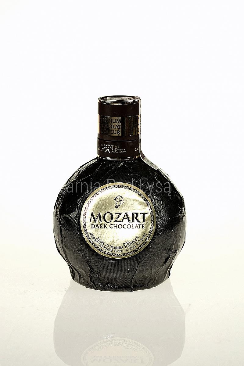 Mozart Dark Chocolate Black 0,5L