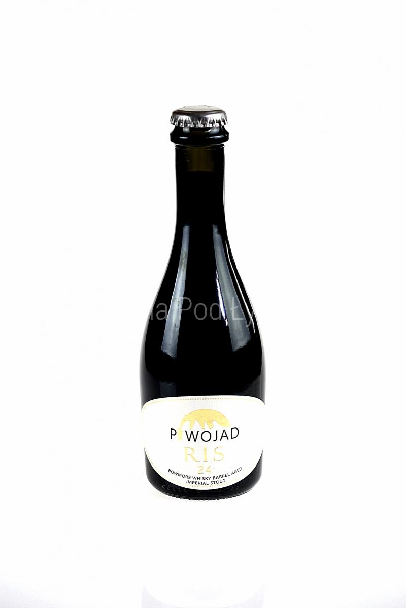 Piwojad RIS 24 Bowmore Whisky BA Imperial Stout