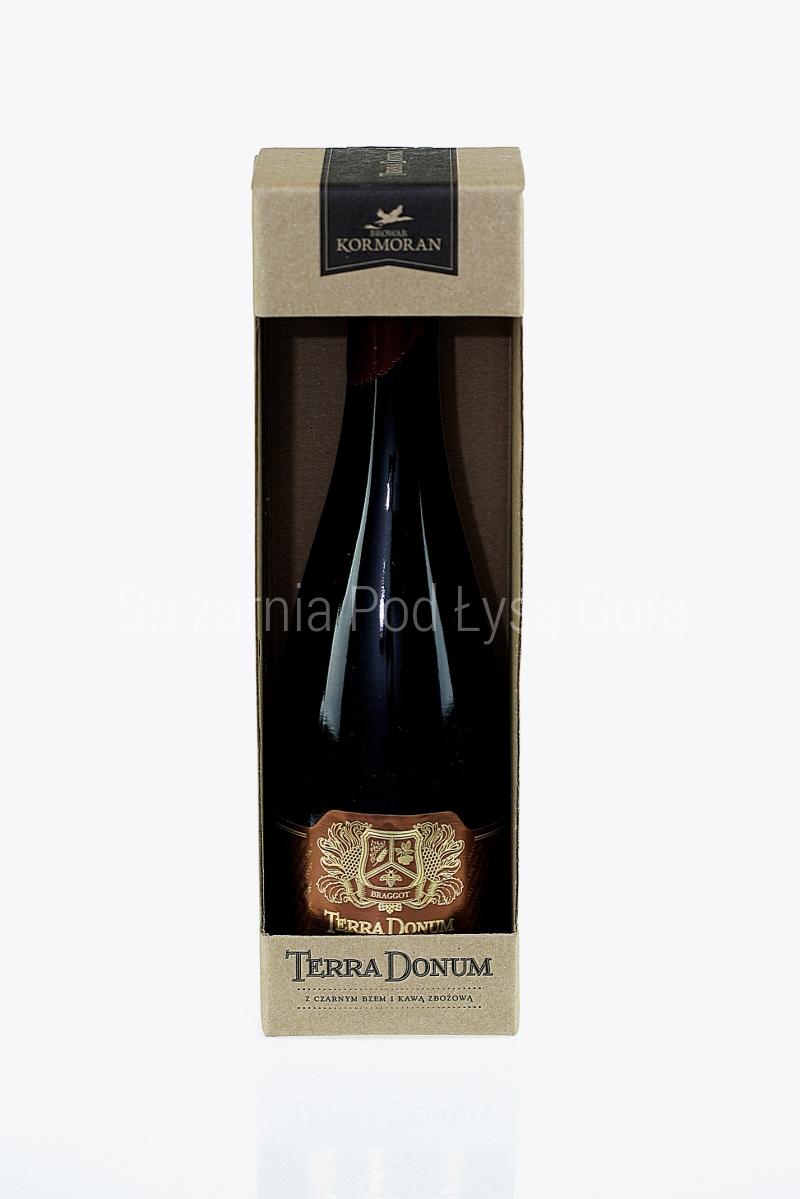 Kormoran Terra Donum z Czarnym Bzem i Kawą Zbożową 0,375L