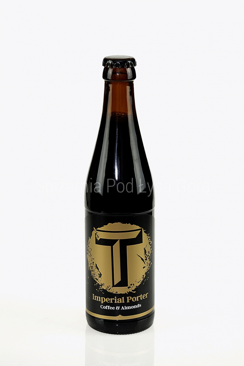 Rockmill & Bytów Imperial Porter T Coffee & Almonds