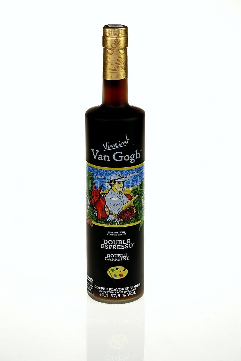 Van Gogh Double Espresso Vodka 37,5% 0,7L