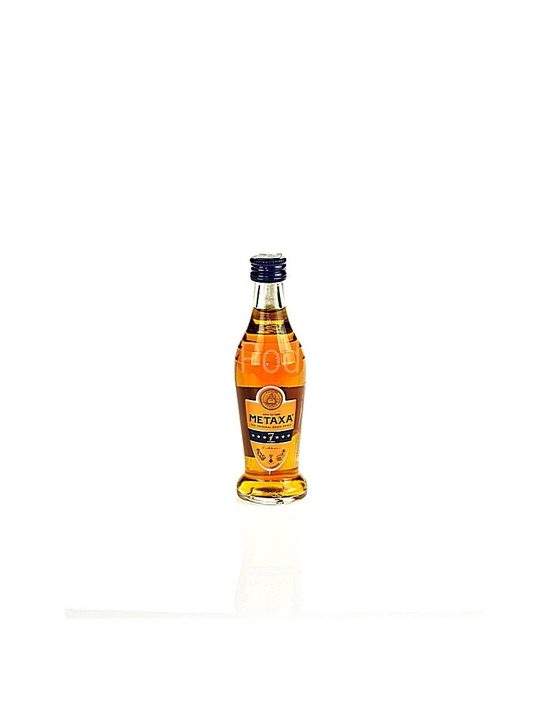 Brandy Metaxa 7 * 50ml