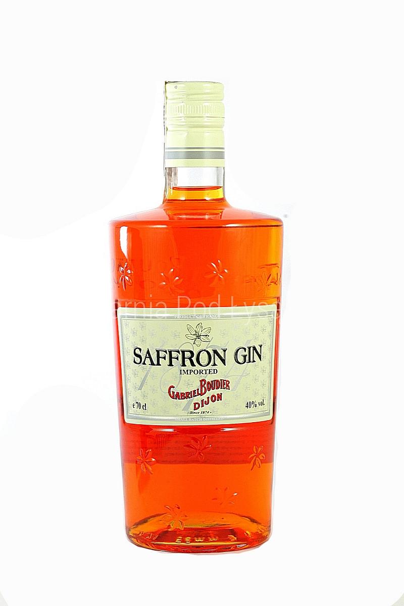 Safron Gin Gabriel Boudier Dijon 0,7 l