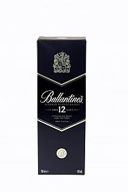 Whisky Ballantine`s 12YO 0,7L+ karton