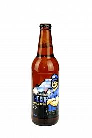 The Cop American Pilsner Brokreacja
