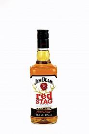 Jim Beam Red Stag Black Sherry 0,7 l