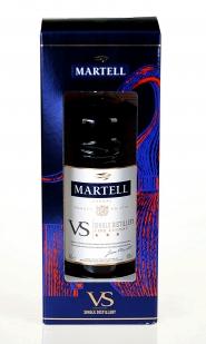 Cognac Martell VS 0,7 l kartonik