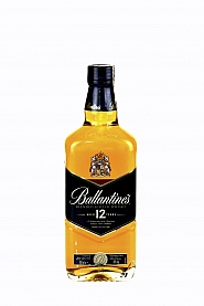 Ballantine's 12 YO Scotch Blended Whisky 0,7L