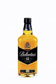 Ballantine's 12 YO Scotch Blended Whisky 0,7L