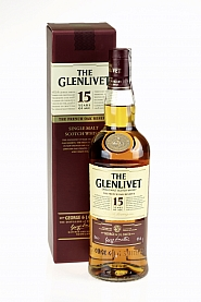The Glenlivet 15YO Single Malt 0,7L + karton