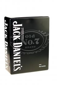 Whiskey Jack Daniel's 0,7L puszka + 2 szklanki