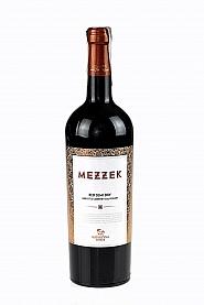 Mezzek Merlot & Cabernet Sauvignon Red Semi Dry 0,75L