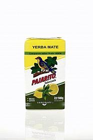 Yerba Mate Pajarito Sabarizada Limon Menta 500g