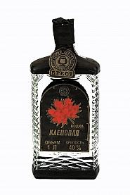 Vodka Klenovaya w Skórze 1L