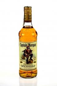 Captain Morgan Gold Rum 0,7L