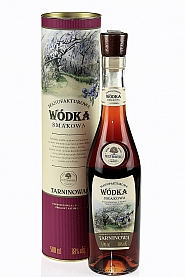 Manufakturowa Wódka Smakowa Tarninowa 0,5L
