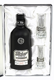 Bimber Vodka Limited Edition 0,7L+2 kieliszki
