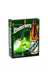 Underberg Bitter  - digestive ziołowy 44% 20 ml