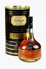Armagnac De Montal V.S.O.P. 0,7L + puszka