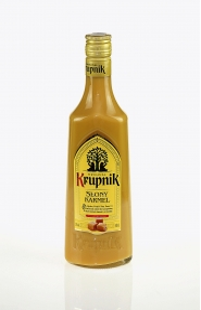 Likier Krupnik Słony Karmel 0,5L