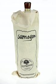 Samogon Podlaski Palony 52% 1,75L + torba z płutna