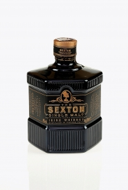The Sexton Single Malt Irish Whiskey 0,7L