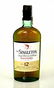 Whisky The Singleton  AGED 12 YERS