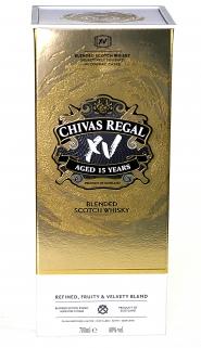 Chivas Regal XV 0,7l+kartonik