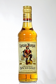 Captain Morgan Gold Rum 0,5L