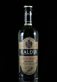 Galeon Rum Gold 0,5 l