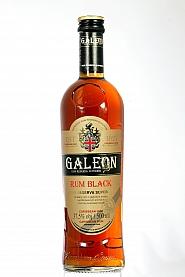 Galeon Rum Black 0,5L
