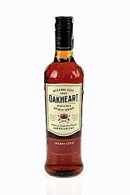 Bacardi Oakheart Cherry Stout Rum 0,7L