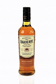 Bacardi Oakheart Smoked Cinnamon Rum 0,7L