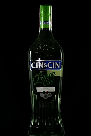 Cin&Cin  Vermouth Lemon 1 l