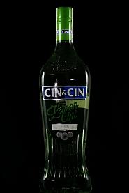 Cin&Cin  Vermouth Lemon 1 l