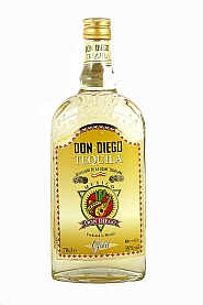 Tequila Don Diego Gold 0,7 l