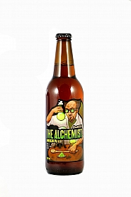 The Alchemist Brokreacja